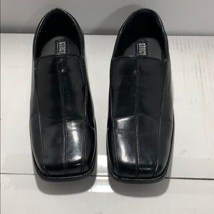 Stacy Adams Slip on Loafers Dress Shoes Black 5M
